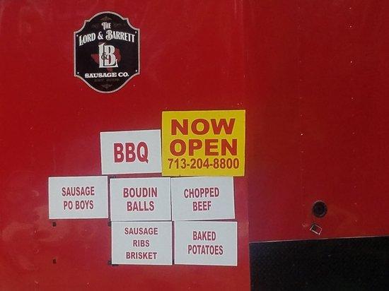 Dayton, TX: The Lord & Barrett Sausage Co.