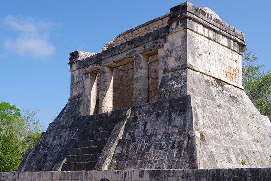 Chichen Itza, Mexico: Temple
