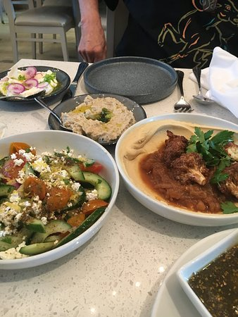 Shaya : Some of the delicious appetizers