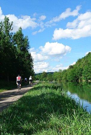 Veli Bourgogne: Vélibourgogne à Plombières