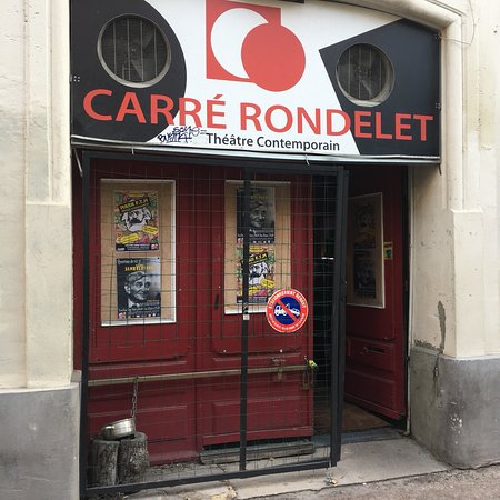 Carre Rondelet Theatre
