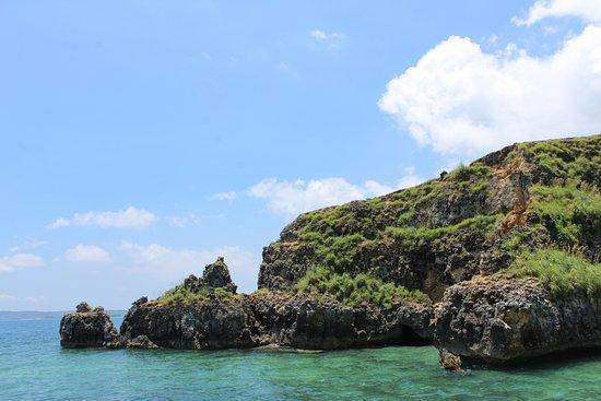 Lombok Holiday: activity at Pink beach