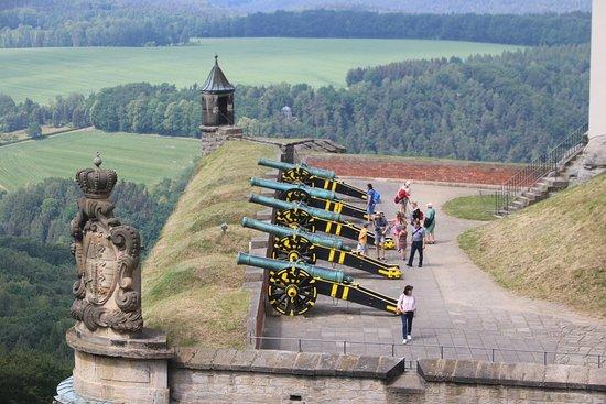 Koenigstein Fortress: Königstein - Festung 25