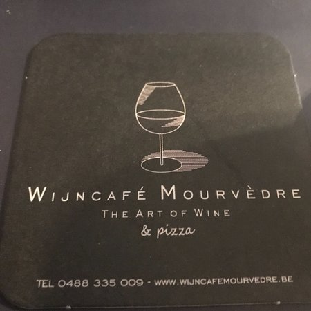 Wijncafé Mourvèdre Photo