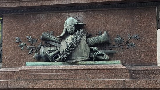 Monument to Johann Andreas Von Liebenberg: Monument to Andreas von Liebenberg