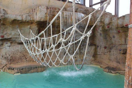 Camping La Sirene: Piscina