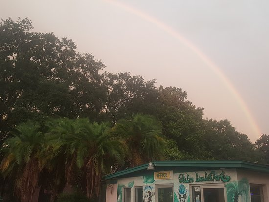 Palm Lakefront Resort and Hostel: At The End Of The Rainbow, You Find Palm Lakefront