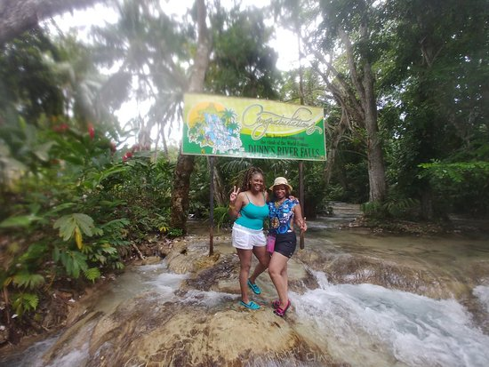 Dunn's River Falls and Park Fotografie