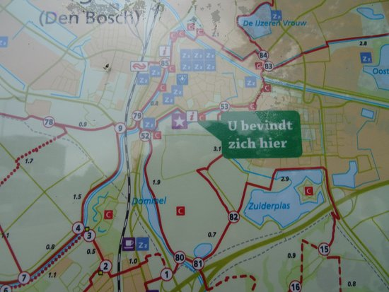 Casinotuin-Zuiderpark Den Bosch