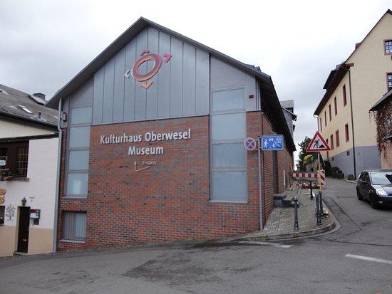 Oberwesel, Germany: 歴史的な建物を利用したミュージアム