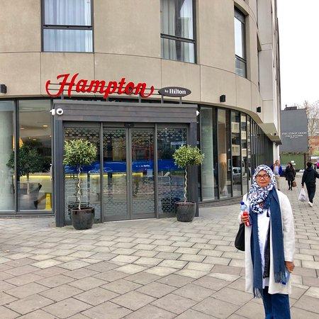 汉普顿伦敦滑铁卢希尔顿酒店照片