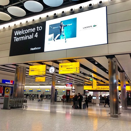 Premier Inn London Heathrow Airport Terminal 4 hotel照片