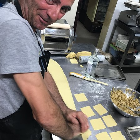 Il Gabbiano : House made pasta