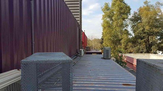 QUO Container Center: 1er piso