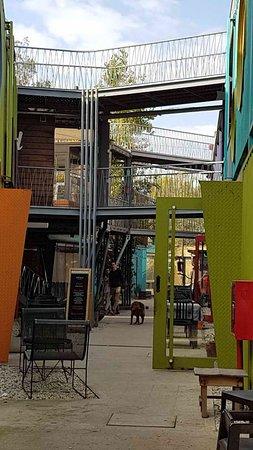 QUO Container Center: planta baja