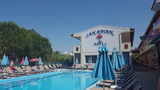 Canadian Hotel Photo