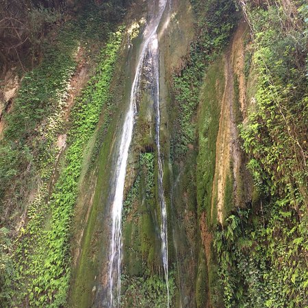 Olympia Taxi by Nicolas : Nemouta waterfalls!!!