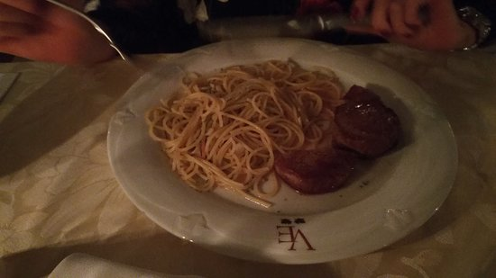 Leopoldina Restaurant : Prato