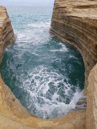Sidari Beach: #Сидари #sidari