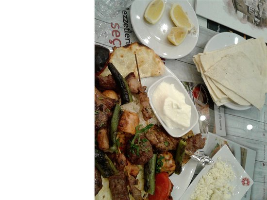 Kircicegi: Dinner to share