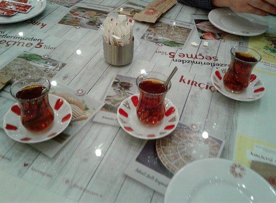 Kircicegi: Great Turkish tea
