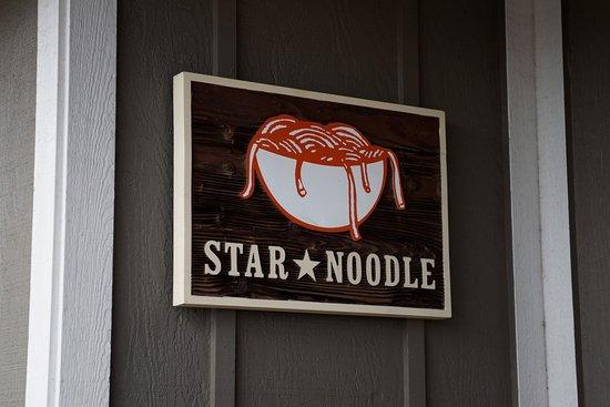 Star Noodle : logo