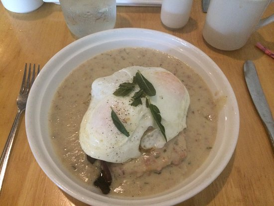 Biscuits Gravy Picture Of Bacon Butter Sacramento Tripadvisor