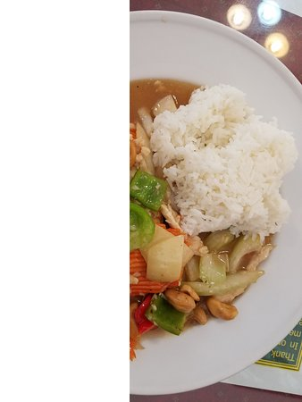 Bangkok Cuisine : Pad Prink with pork