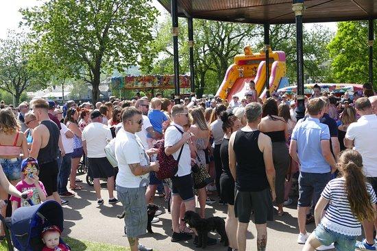 Colliston Park: Sundaze in the Park (27 May 2018)