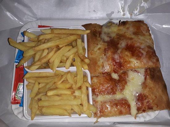 Rosticceria Ristorante Pizzeria Poldo : Discreto