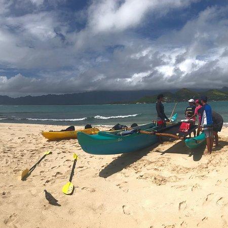 We Go! Island Canoe-bild