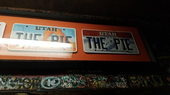 The Pie Pizzeria - Underground