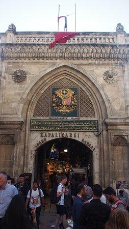 Kapali Carsi (Grand Bazaar)