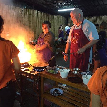Thai Kitchen Cookery Centre: On1/6/18