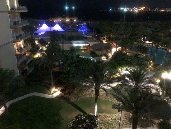 โรงแรมเดอะริทซ์คารตันดูไบ: Hotel Grounds