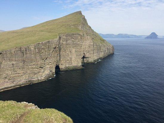 Vagar Island, Færøyene: Passeio imperdível