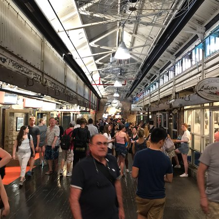 Chelsea Market ภาพถ่าย