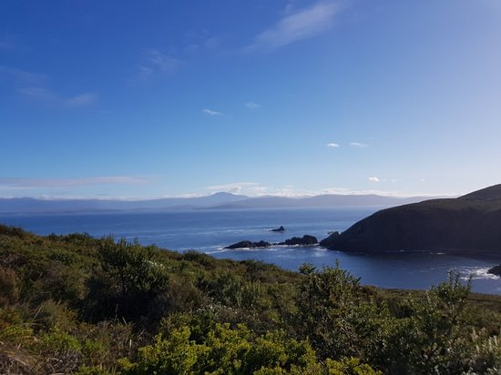 Bruny Island Sightseeing and Food Tour from Hobart Including Lighthouse Tour ภาพถ่าย