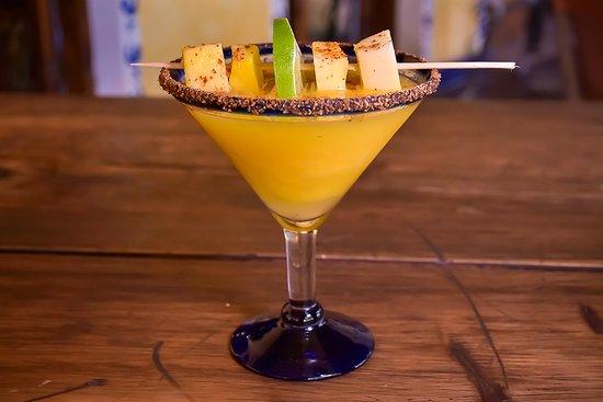 María Corona Restaurant: Mango Margarita, have you try it before?