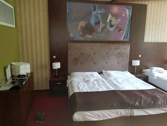 Demänovská Dolina, Slovensko: Bedroom