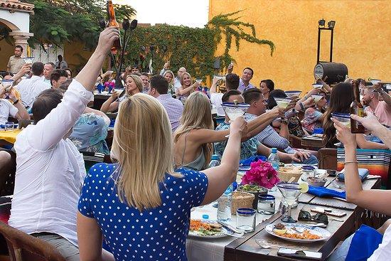 María Corona Restaurant: *Cheers in Mexican!*