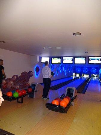 Demänovská Dolina, Slovensko: Bowling playground