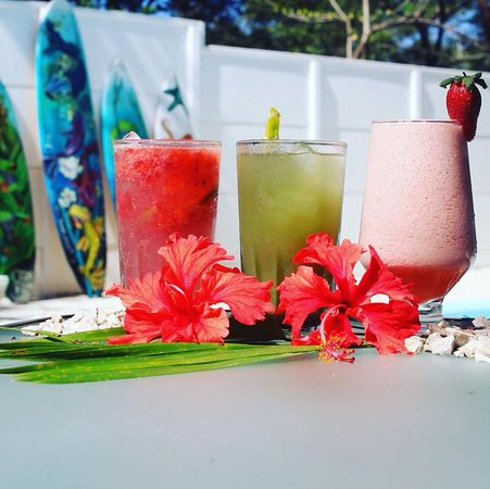 San Juanillo, Costa Rica: Tasty cocktails