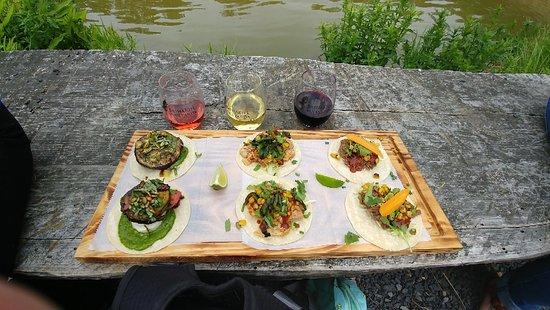 Wurtsboro, NY: Bashakill Vineyards