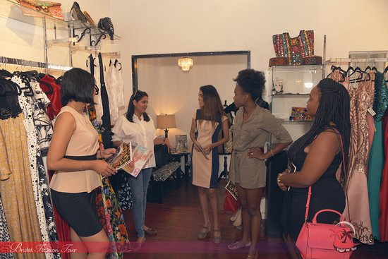 Point Fortin, Trinidad: Indie Fashion Designer , Charu Lochan Dass, describing her creative thinking and process at her