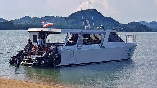 เกาะห้อง: Great boat