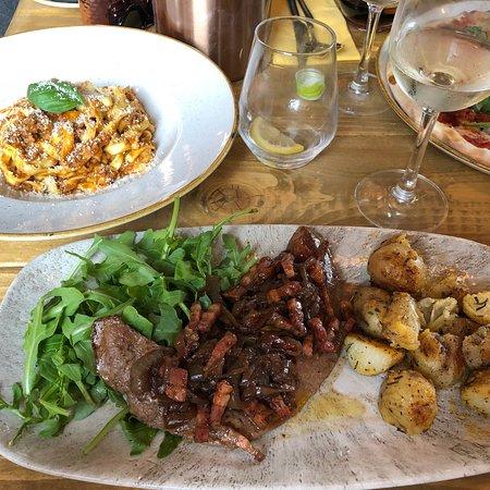 Mangiare Ristorante Italiano: Absolutely fantastic place