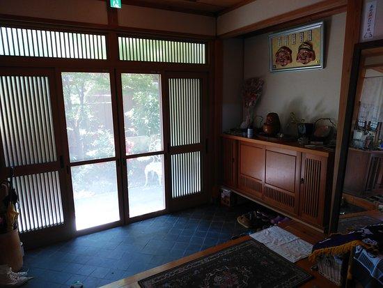 Guest House Darumaya: 玄関