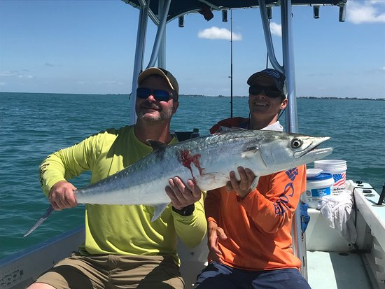 Fort Myers, FL: King Fish!