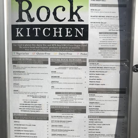 Foto de House Rock Kitchen